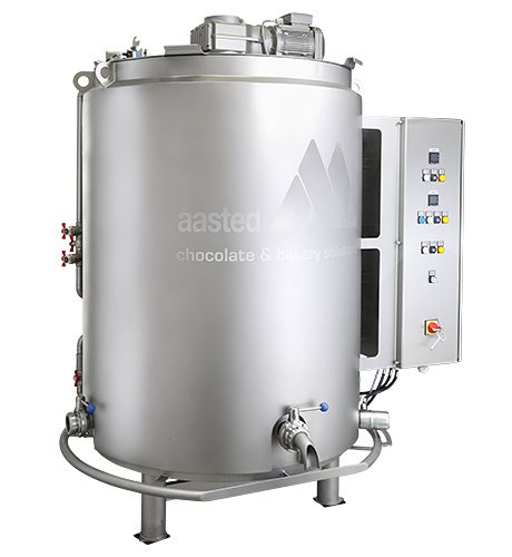 Aasted Melting Tank